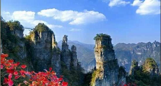 宜昌柴埠溪风景区图片