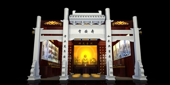 苏州展览展示设计公司设计产品案例